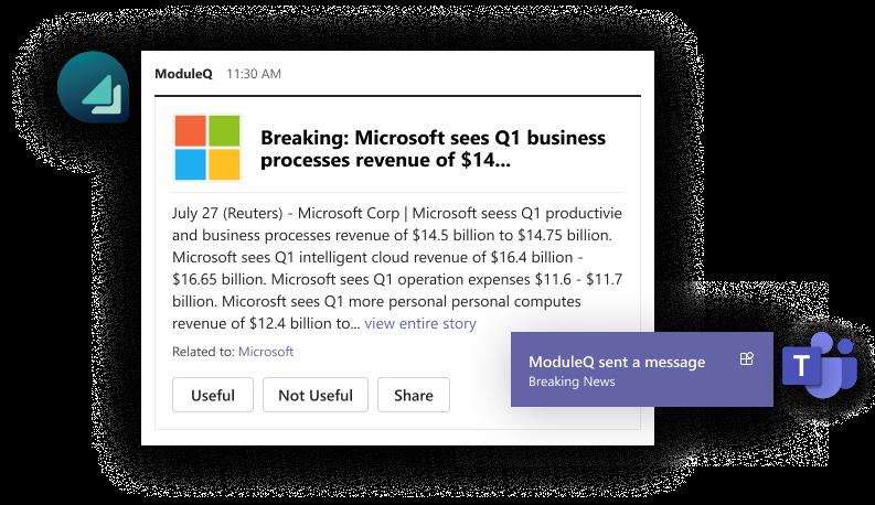 Breaking News Microsoft